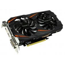 Видеокарта БУ NVIDIA 03072Mb GTX1060 GIGABYTE GV-N1060WF2-3GD WindForce