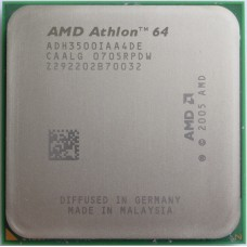 Процессор БУ AMD ATHLON 64 3500+ [Socket 939. 1-ядерный. 2200 МГц. Orleans. Кэш L2 - 0.512 Мб. 90 нм]