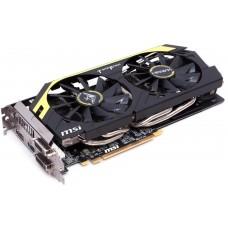 Видеокарта БУ AMD 02048Mb MSI R9 270X HAWK