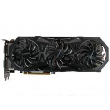 Видеокарта БУ NVIDIA 04096MB GTX 980 WF OC GIGABYTE GV-N980WF3OC-4GD