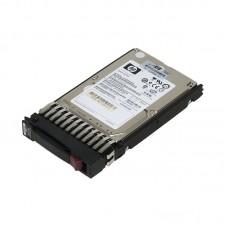 Серверный жесткий диск БУ 2.5 0300Gb HP EG0300FAWHV