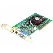 Видеокарта БУ NVIDIA 0032Mb GF MX400