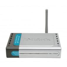 Роутер БУ D-LINK Wi-Fi DWL-2100AP
