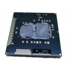 Процессор БУ INTEL CORE i3-380M [2533 MHz. Socket G1 (rPGA988A).64 bit.35 Watt]