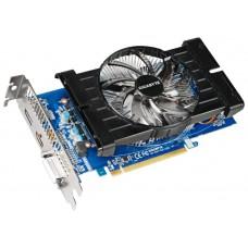 Видеокарта БУ AMD 01024Mb RADEON HD6770 GIGABYTE GV-R677D5-1GD