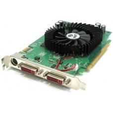 Видеокарта БУ NVIDIA 00256Mb GF 8600GT
