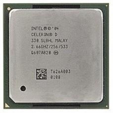 Процессор БУ INTEL CELERON D330