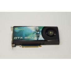 Видеокарта БУ NVIDIA 01024Mb GF GTX560Ti