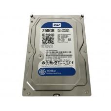 Жёсткий диск БУ 3.5 0250Gb WESTERN DIGITAL WD2500