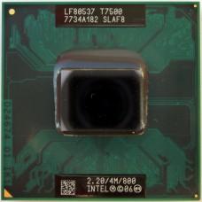 Процессор БУ INTEL CORE 2 DUO T7500