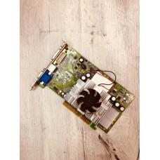 Видеокарта БУ NVIDIA 0128Mb GF N6200