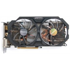 Видеокарта БУ AMD 02048MB RADEON R9 285 GIGABYTE GV-R9285WF2OC-2GD