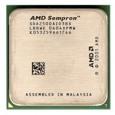 Процессор БУ AMD SEMPRON 64 2800+ [Socket AM2. 1.60 Ghz. 1. 128Kb L2. FSB 800. 59 watt]
