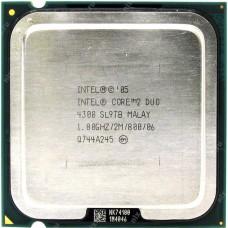 Процессор БУ INTEL CORE 2 DUO E4300