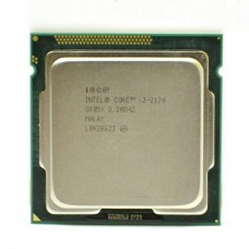 Процессор БУ INTEL CORE i3-2120 [Socket 1155. 2-ядерный. 3300 МГц. Sandy Bridge. Кэш L2 - 0.5 Мб. Кэш L3 - 3 Мб. Intel HD Graphics. 32 нм. 65 Вт]