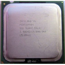 Процессор БУ INTEL PENTIUM 4 531