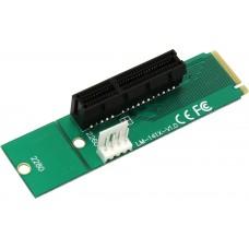 Майнинг Espada M2 to PCI-e x4 Riser card  (EM2-PCIE) 43361