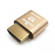 Адаптер HDMI Monitor Emulator 4K (28E850)