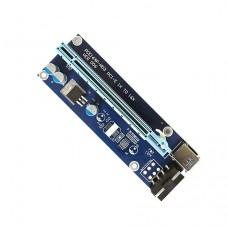 Удлинитель PCI-E Raiser v6 card for GPU 250W+