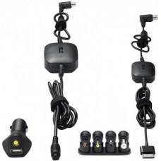 Автомобильное зарядное устройство Asus для планшетных компьютеров 10'' 90-xb0400ch00020- черный 90-XB0400CH00020-