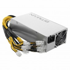 Блок питания Bitmain APW3++ for Antminer 1600W 10x6-pin 12V power connectors APW3++-12-1600