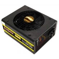 Блок питания Exegate EX270870RUS 1300W Pro SHP1300 КПД 88%. ATX. black. APFC. 14cm. 24p+2*(4+4)p EX270870RUS