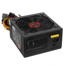 Блок питания Exegate EX850 850W EX272352RUS ATX. black. APFC. 14cm. 24p+2*(4+4)p. 2*PCI-E  RTL EX272352RUS