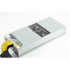 Блок питания R-Senda SD-2400W-BTC-1 16AWG for ASIC overclock mode S9 18TH. 2400W Mining PSU all cabels 16AWG. высота 4 см