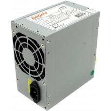 Блок питания 400W ExeGate AA400, ATX, PC, 8cm fan, 24p+4p, 2*SATA, 1*IDE + кабель 220V в комплекте