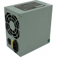 Блок питания 350W ExeGate CP350, ATX, PC, 8cm fan, 24p/4p, 3*SATA, 2*IDE, FDD + кабель 220V в комплекте