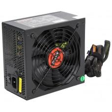 Блок питания 650W Exegate 650PPX RTL, ATX, black, APFC, 14cm, 24p+(4+4)p, PCI-E, 5SATA, 4IDE, FDD