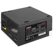 Блок питания Exegate EX260637RUS Блок питания 350W Exegate 350PPE, ATX, black, APFC, 12cm, 24p+4p, PCI-E, 5*SATA, 3*IDE, FDD