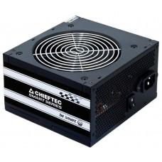 Блок питания Chieftec Smart gps-600a8 (600watt / 80+ Only 230v ) GPS-600A8. Retail