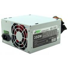 Блок питания AirMax A8-350W 350W ATX (24+4+6пин. 80mm (SCP)\(OVP)\(OCP)\(UVP)\ATX 12V v.2.3) A8-350W