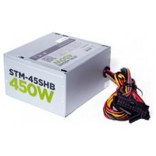 Блок питания stm-45shb psu 450w. atx. 120mm. 2xsata 45SHB