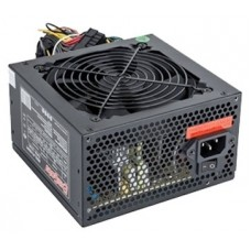Блок питания 600W Exegate 600NPX, ATX, black, 12cm fan, 24+4pin, 6pin PCI-E, 3*SATA