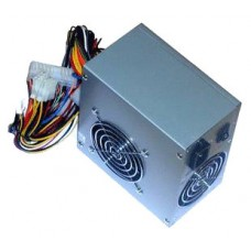 Блок питания Linkworld atx 350w case version 24 pin. 80mm fan. 2*sata. Power cord LW2-350WLPE