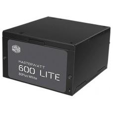Блок питания Cooler Master MasterWatt Lite 230V 600W MPX-6001-ACABW-ES