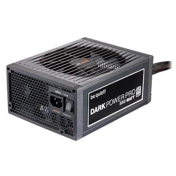 Блок питания be quiet! dark Power pro 11. 550w. atx2.4. apfc. 135mm. modular cable management. 80+ platinum BN250