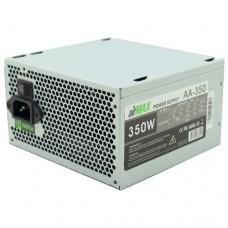 Блок питания AirMax AA-350W 350W ATX (24+4+6пин. 120mm (SCP)\(OVP)\(OCP)\(UVP)\ATX 12V v.2.3) AA-350W