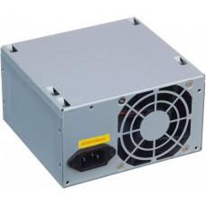 Блок питания Exegate ES259591RUS-S AAA450. ATX. SC. 8cm fan. 24p+4p. 2*SATA. 1*IDE + кабель 220V с защитой от выдергивания ES259591RUS-S