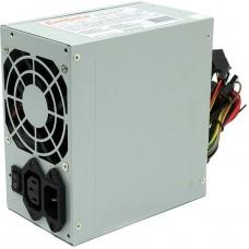 Блок питания Exegate EX165131RUS-S CP400. ATX. SC. 8cm fan. 24p+4p. 3*SATA. 2*IDE. FDD + кабель 220V с защитой от выдергивания EX165131RUS-S