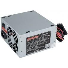 Блок питания Exegate EX169945RUS-S CP350. ATX. SC. 8cm fan. 24p+4p. 3*SATA. 2*IDE. FDD + кабель 220V с защитой от выдергивания EX169945RUS-S