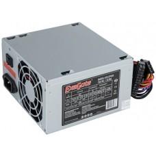 Блок питания Exegate EX172785RUS-S CP450. ATX. SC. 8cm fan. 24p+4p. 3*SATA. 2*IDE. FDD + кабель 220V с защитой от выдергивания EX172785RUS-S