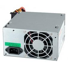 Блок питания Exegate EX219182RUS-S AB350, ATX, SC, 8cm fan, 24p+4p, 3*SATA, 2*IDE, FDD + кабель 220V с защитой от выдергивания