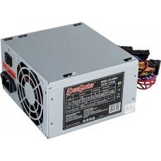 Блок питания Exegate EX219184RUS-S AB450. ATX. SC. 8cm fan. 24p+4p. 3*SATA. 2*IDE. FDD + кабель 220V с защитой от выдергивания EX219184RUS-S
