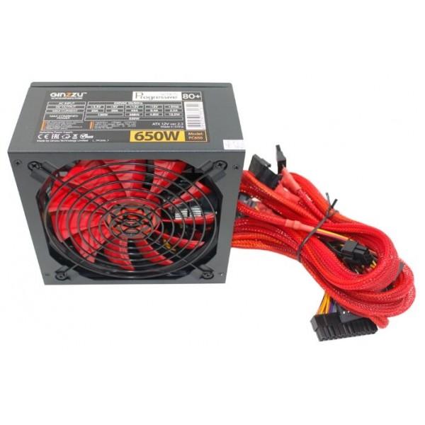 Ginzzu PC650 14CM 80+ 650W