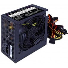 Блок питания HIPER HPB-550 (ATX 2.31. 550W. Active PFC. 80Plus BRONZE. 120mm fan. черный) BOX HPB-550