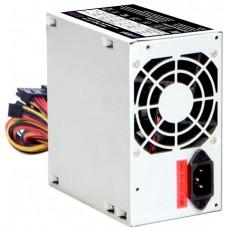 Блок питания HIPER HPT-400 (ATX 2.31. 400W. Passive PFC. 80mm fan. power cord) OEM HPT-400
