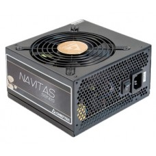 Блок питания Chieftec 650w retail gpm-650s [navitas] v.2.3/eps, 80+ gold, a.pfc, 2x pci-e (6+2-pin), 7x sata, 2x molex, fan 12cm